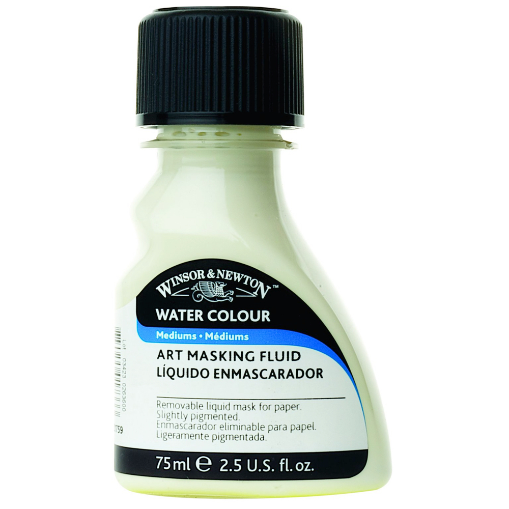 W&N Art Masking Fluid 75Ml