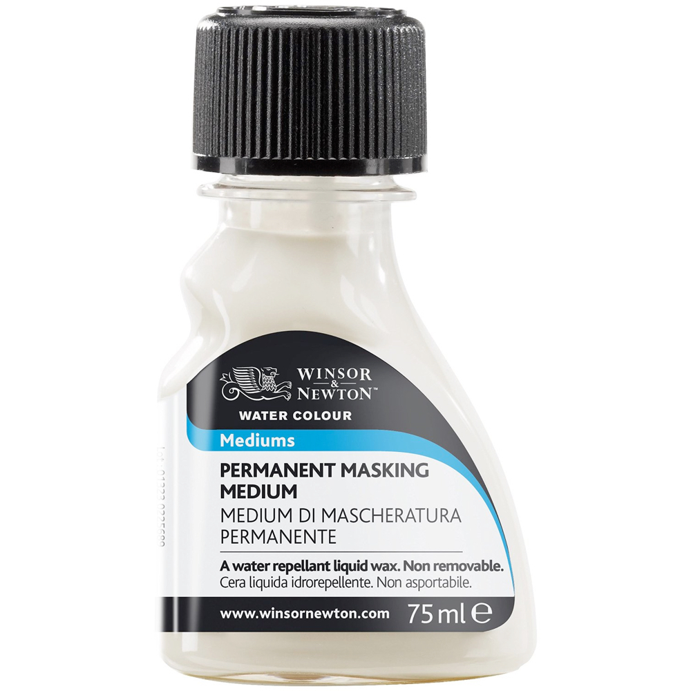 W&N Watercolor Prm Masking Medium 75Ml
