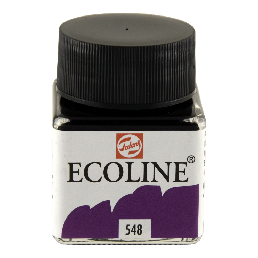Ecoline Liquid Watercolor 30mL Blue Violet