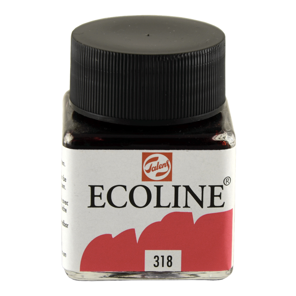 Ecoline Liquid Watercolor 30Ml Carmine