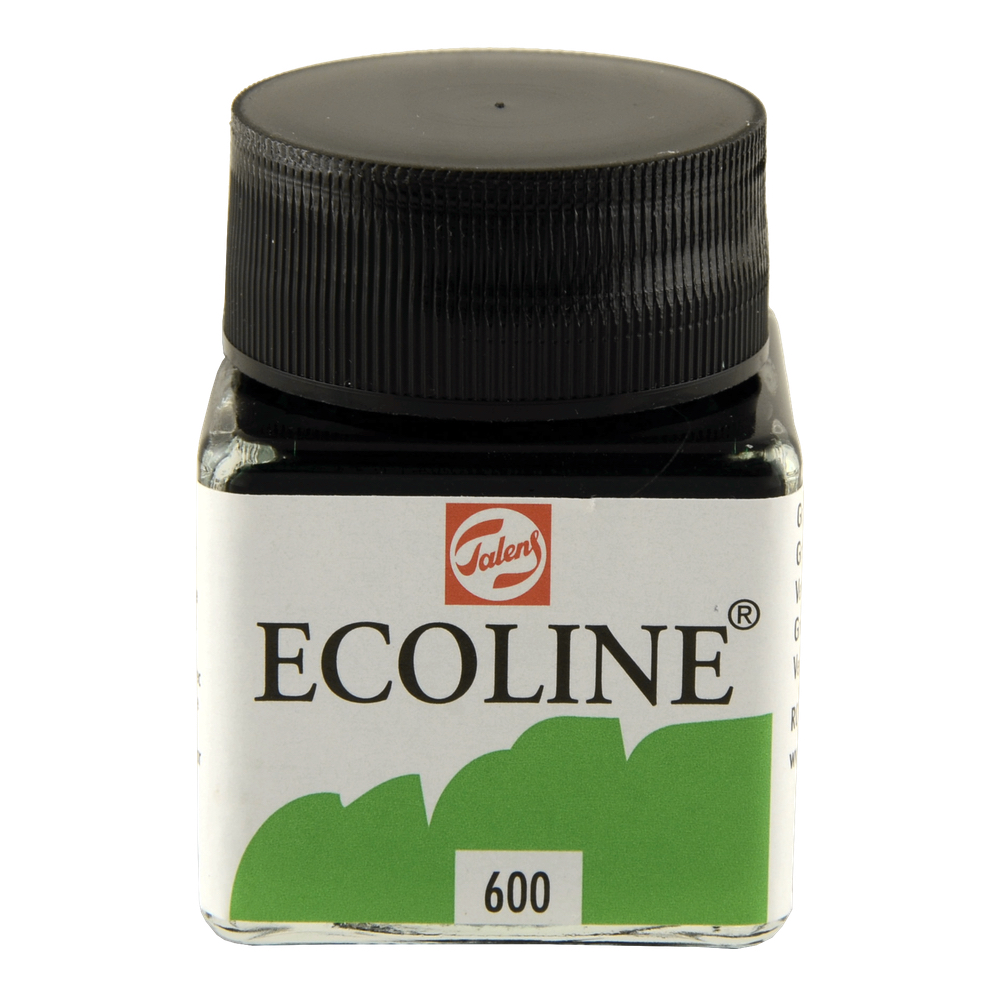 Ecoline Liquid Watercolor 30Ml Green