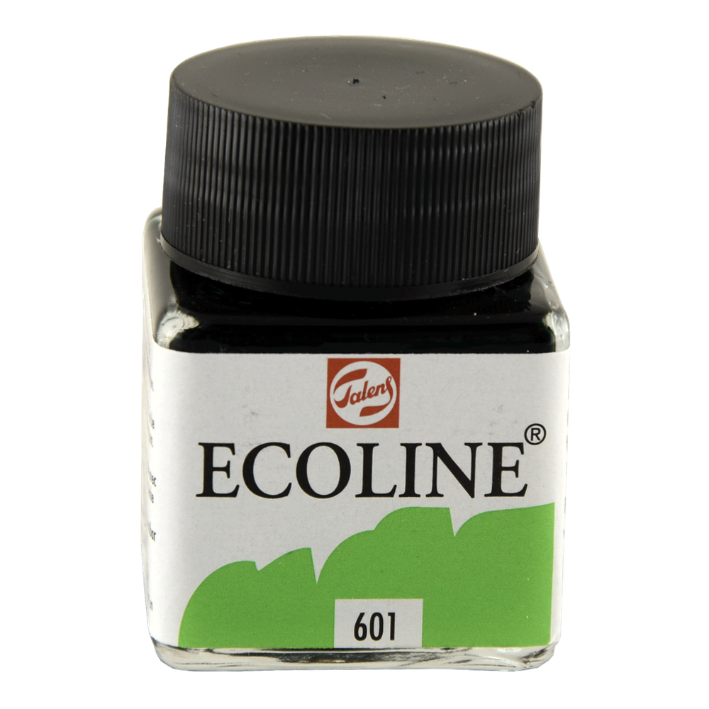 Ecoline Liquid Watercolor 30Ml Light Green