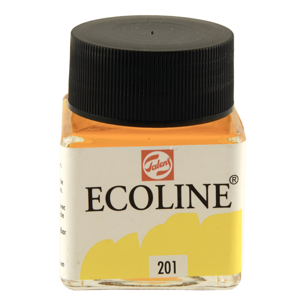 Ecoline Liquid Watercolor 30Ml Light Yellow