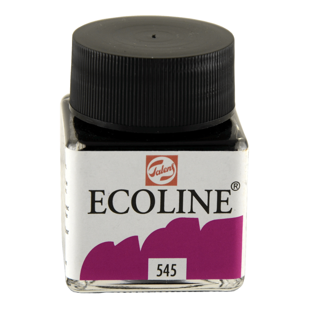 Ecoline Liquid Watercolor 30Ml Red Violet