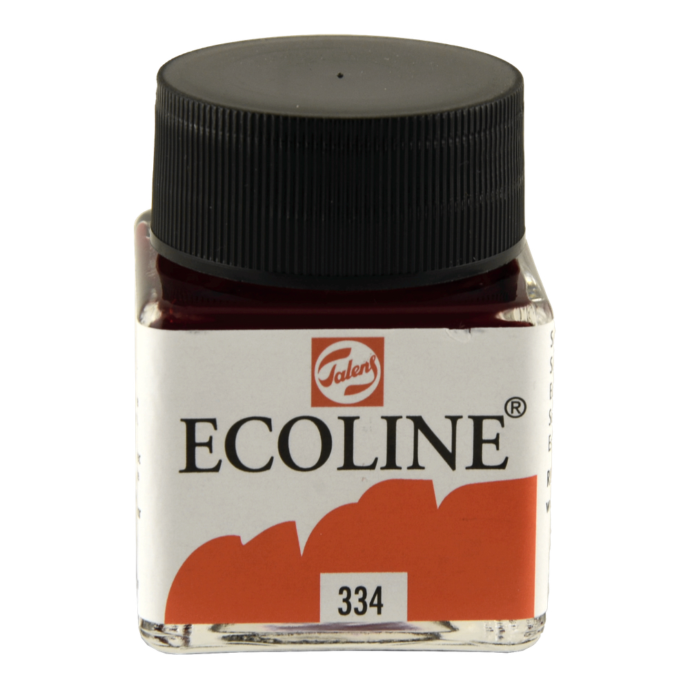 Ecoline Liquid Watercolor 30Ml Scarlet