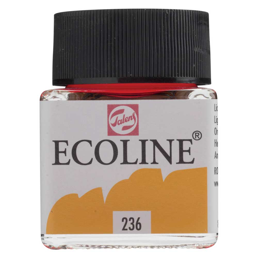 Ecoline Liquid Watercolor 30Ml Light Orange