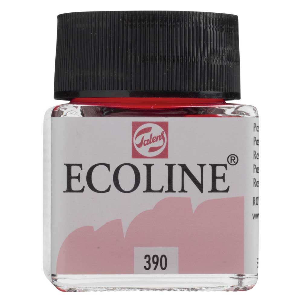 Ecoline Liquid Watercolor 30Ml Pastel Rose