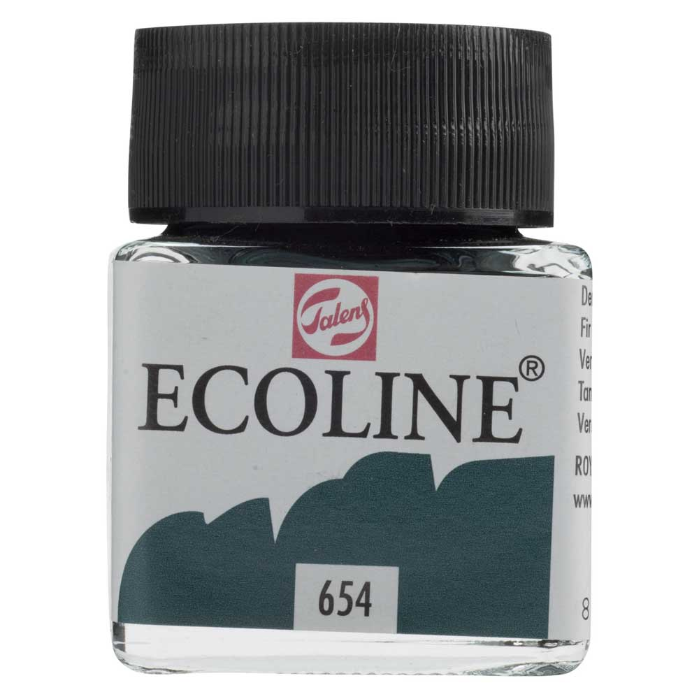 Ecoline Liquid Watercolor 30Ml Fir Green