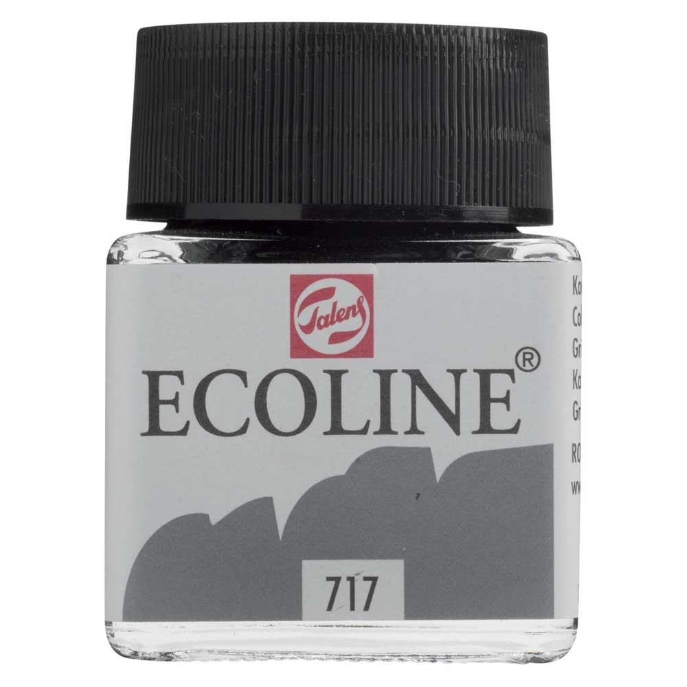 Ecoline Liquid Watercolor 30Ml Cold Grey
