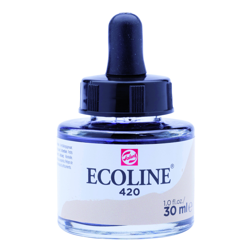 Ecoline Watercolor w/Pipette 30ml Beige