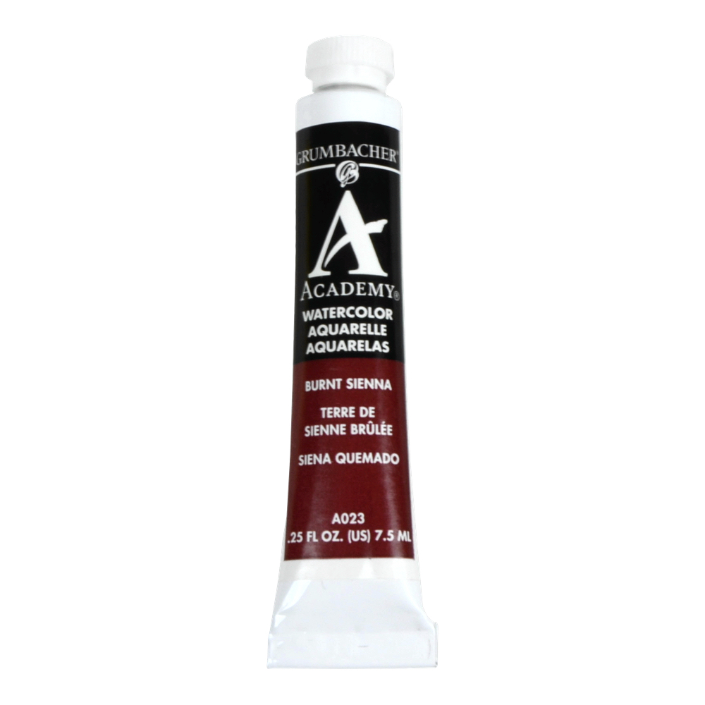 Academy Watercolor 7.5Ml Burnt Sienna