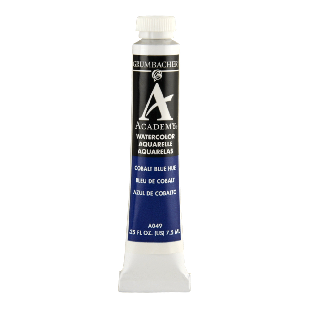 Academy Watercolor 7.5Ml Cobalt Blue Hue