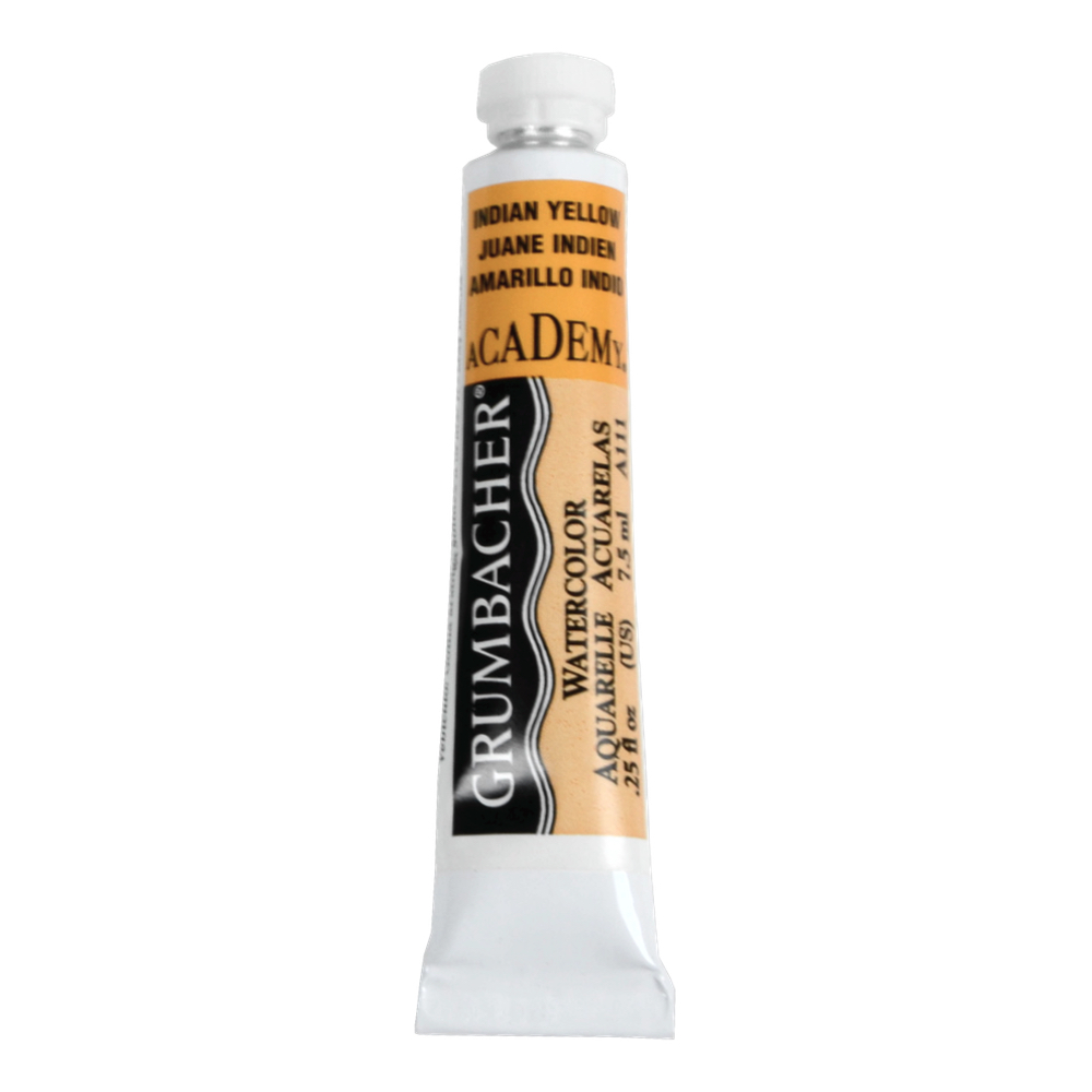Academy Watercolor 7.5Ml Indian Yellow Hue