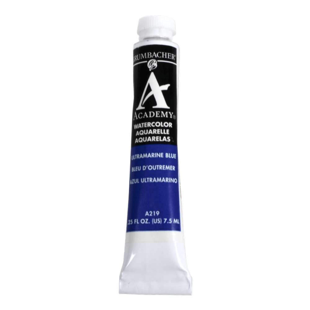Academy Watercolor 7.5Ml Ultramarine Blue