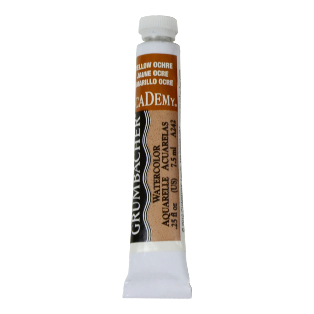 Academy Watercolor 7.5Ml Yellow Ochre