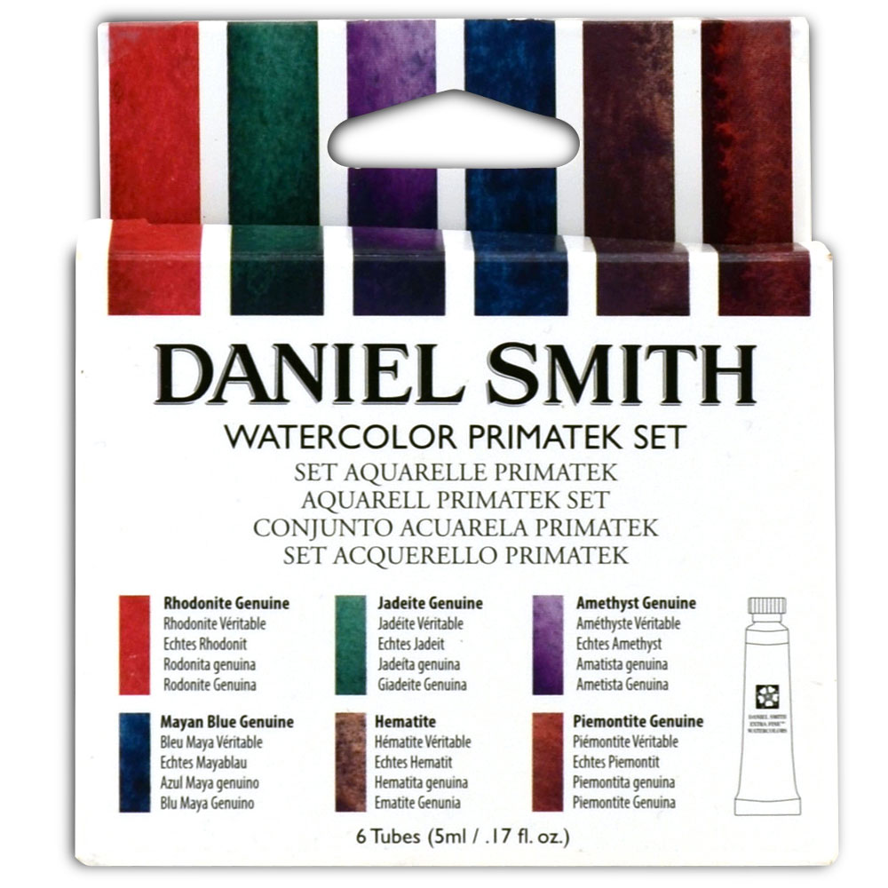 Daniel Smith W/C 5 Ml Primatek Set