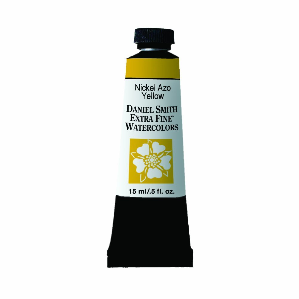 Daniel Smith W/C 15 Ml Azo Yellow