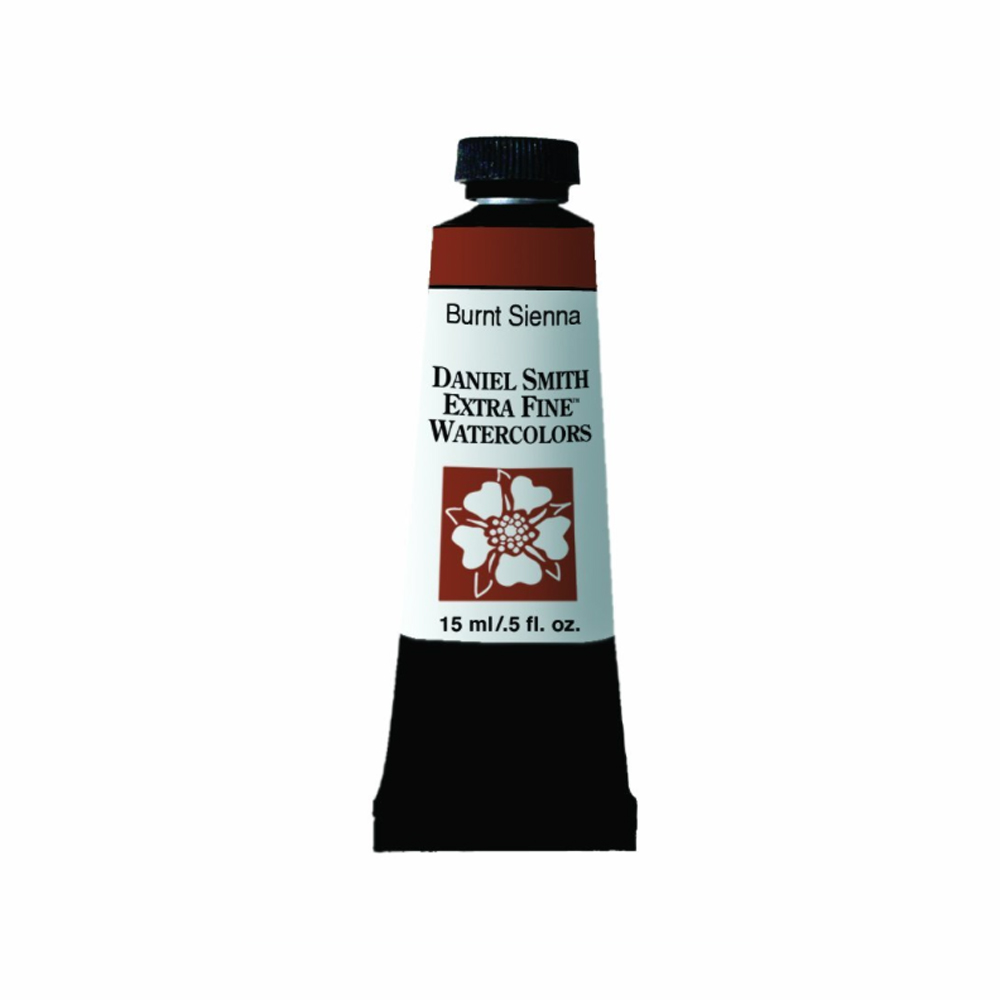 Daniel Smith W/C 15 Ml Burnt Sienna
