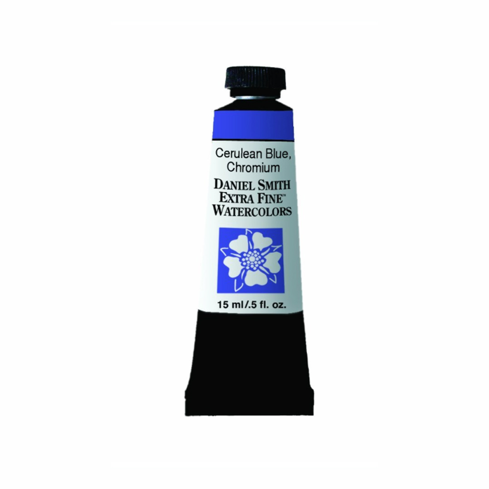 Daniel Smith W/C 15 Ml Cerulean Blue Chromium