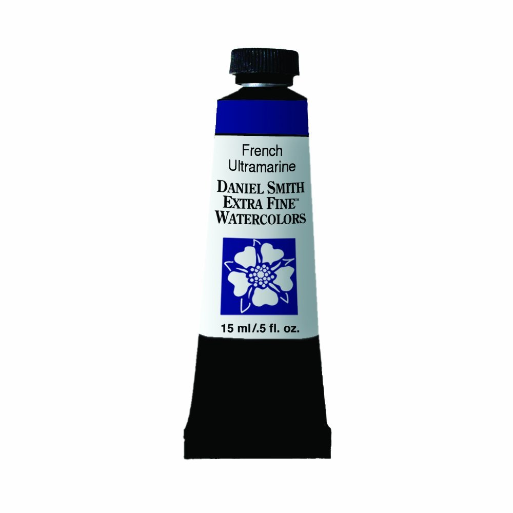 Daniel Smith W/C 15 Ml French Ultramarine