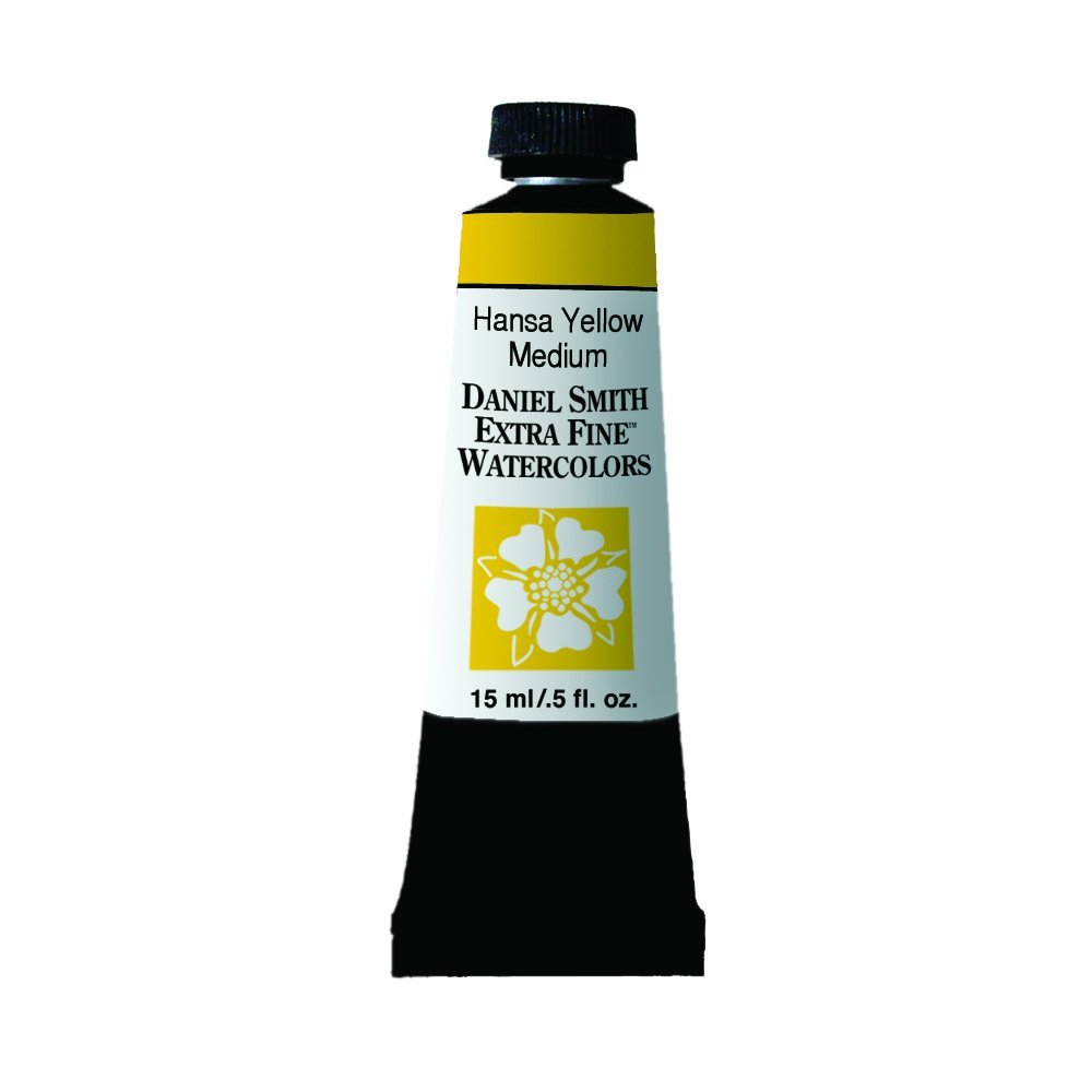 Daniel Smith W/C 15 Ml Hansa Yellow Medium