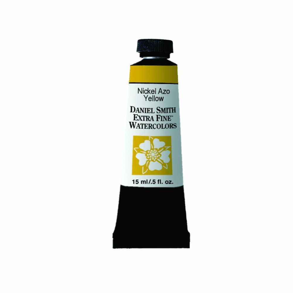 Daniel Smith W/C 15 Ml Nickel Azo Yellow