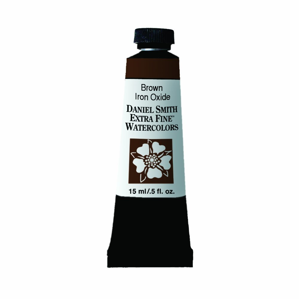 Daniel Smith W/C 15 Ml Eco Brown Iron Oxide