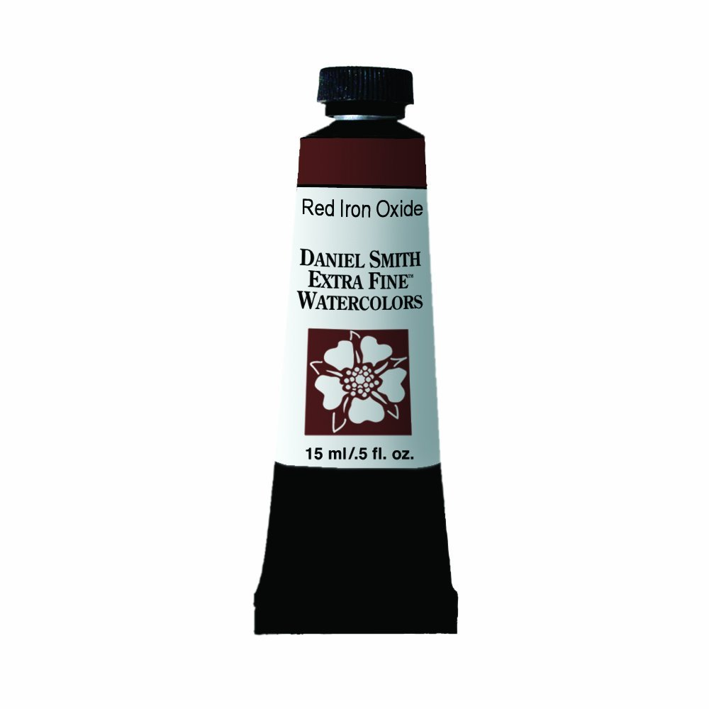 Daniel Smith W/C 15 Ml Eco Red Iron Oxide