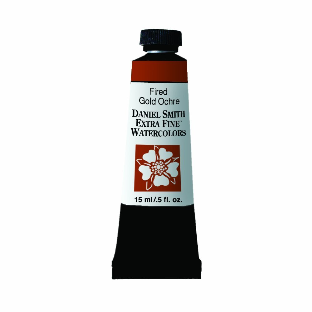 Daniel Smith W/C 15 Ml Eco Yellow Iron Oxide