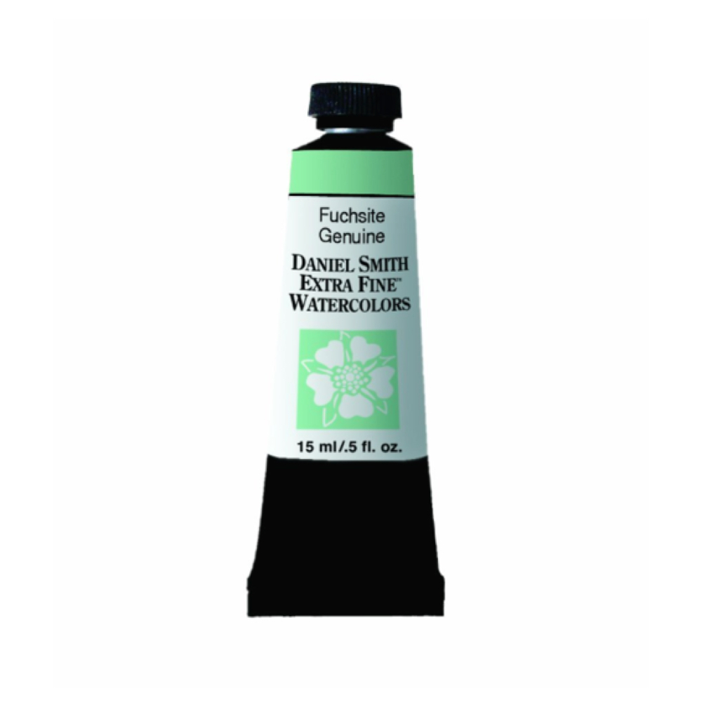 Daniel Smith W/C 15 Ml Fuchsite Genuine