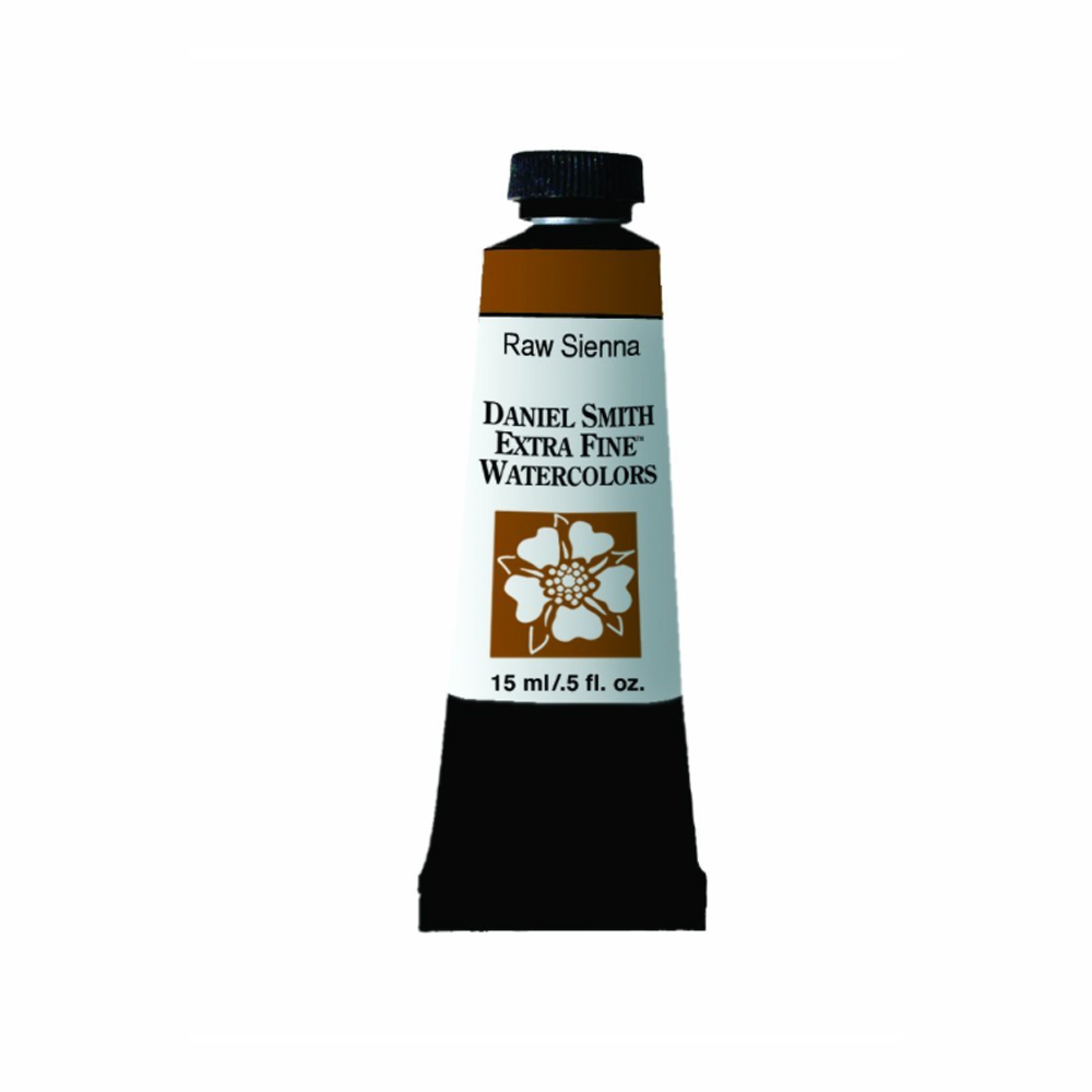 Daniel Smith W/C 15 Ml Raw Sienna