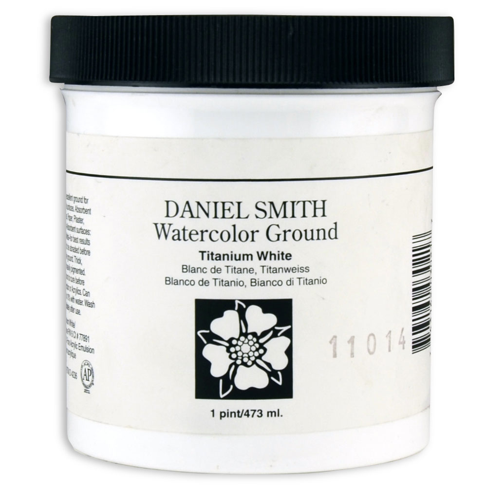 Daniel Smith 16 Oz Titanium White W/C Ground