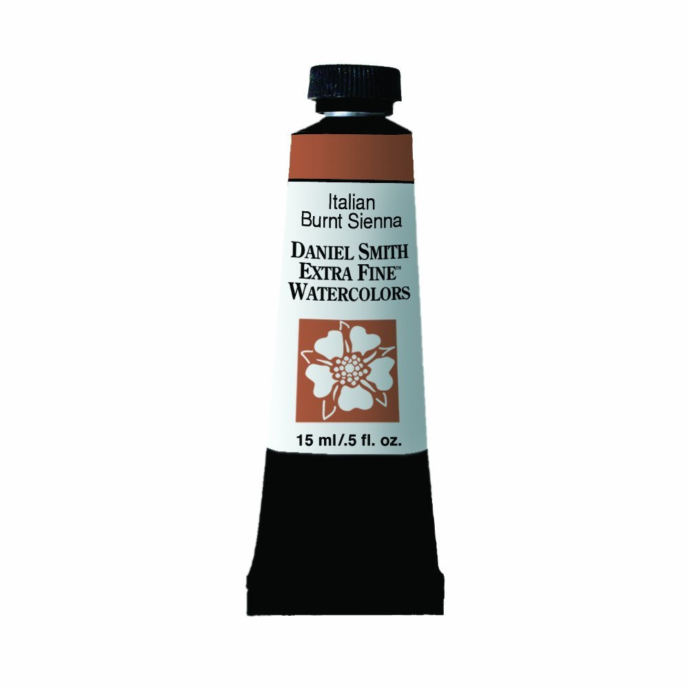 Daniel Smith W/C 15 Ml Italian Burnt Sienna