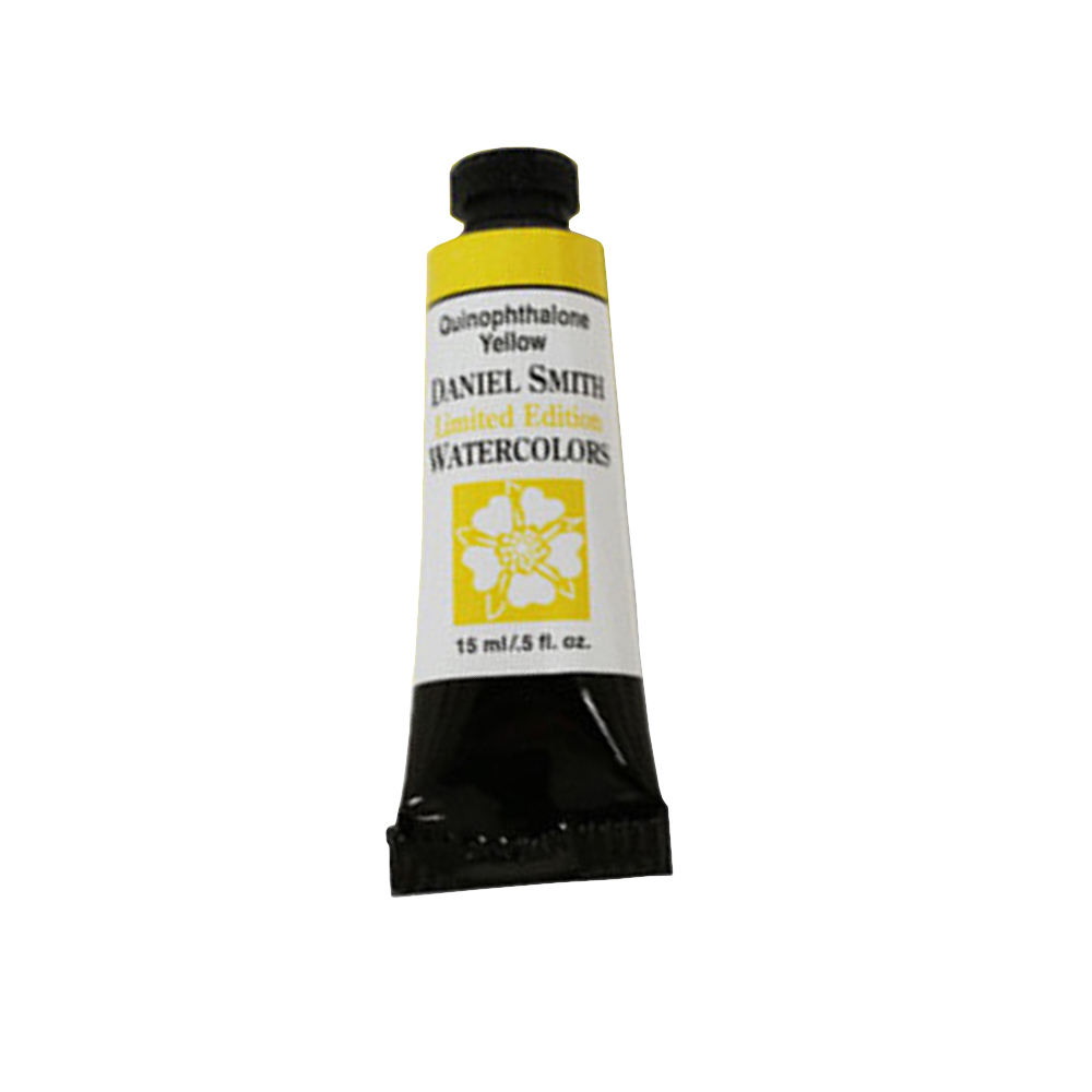 Daniel Smith W/C 15 Ml Quinophthalone Yellow