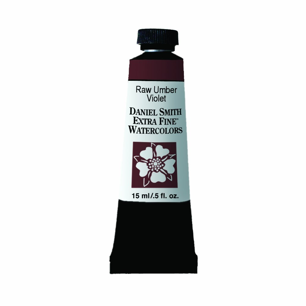 Daniel Smith W/C 15 Ml Raw Umber Violet