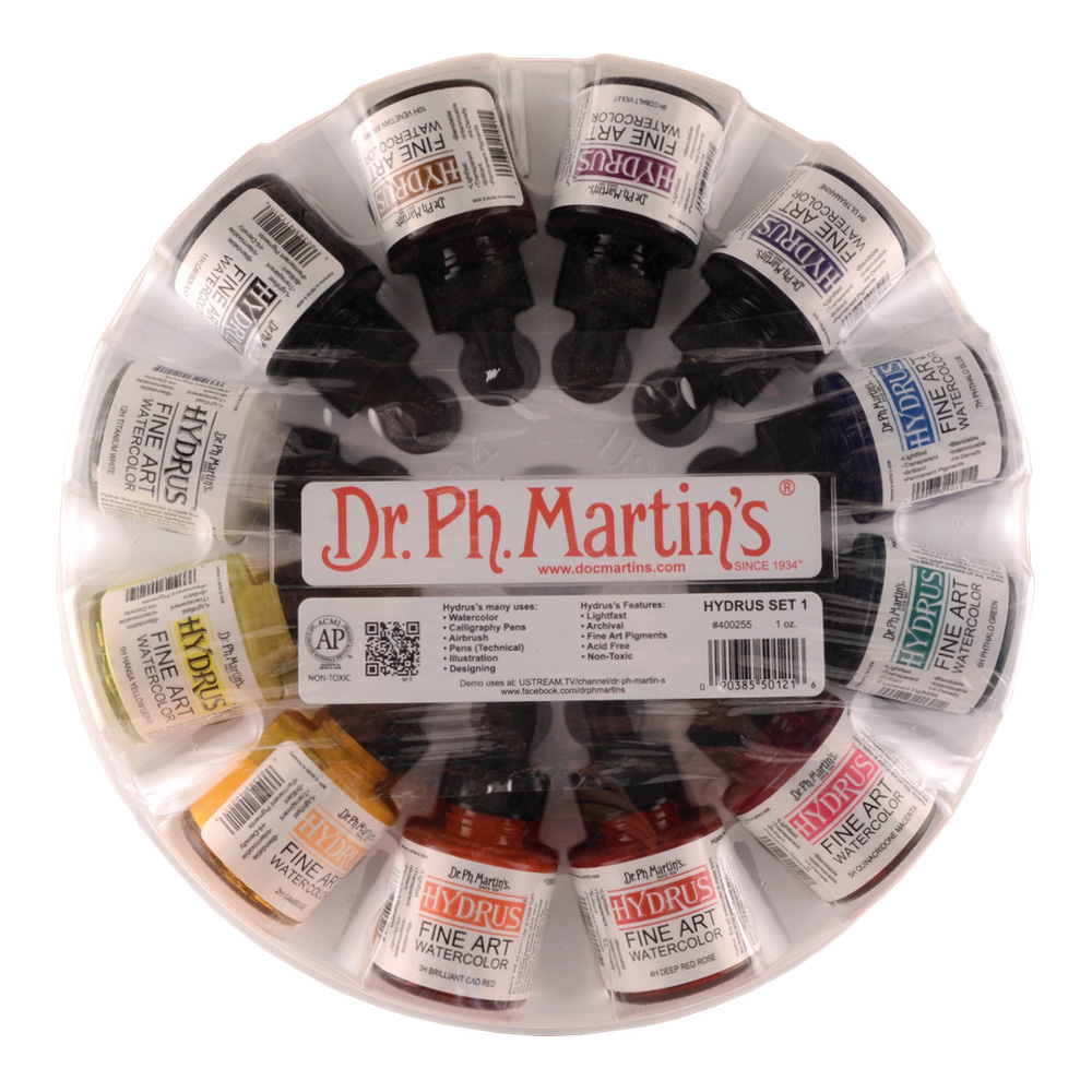Dr Martins Hydrus Wc 1 Oz Set 1