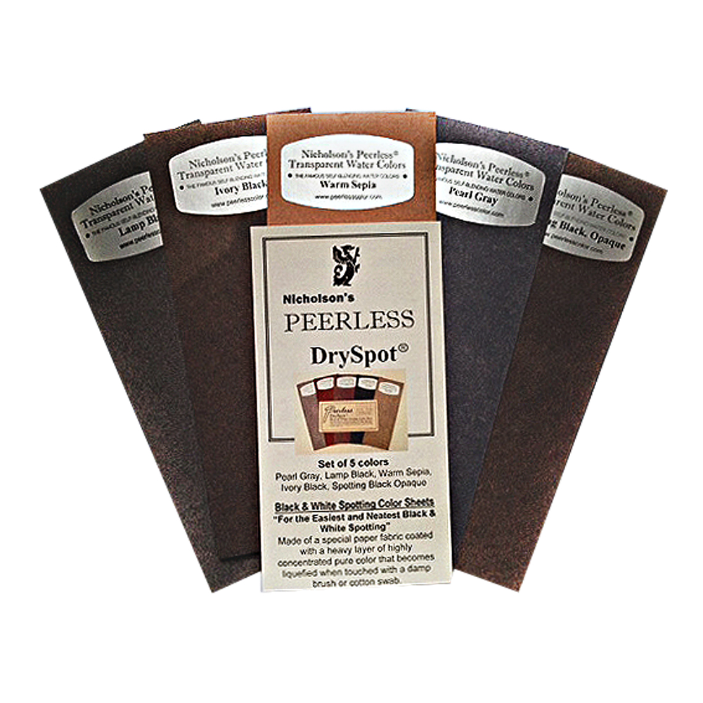 Peerless Watercolor Dry Spot Set