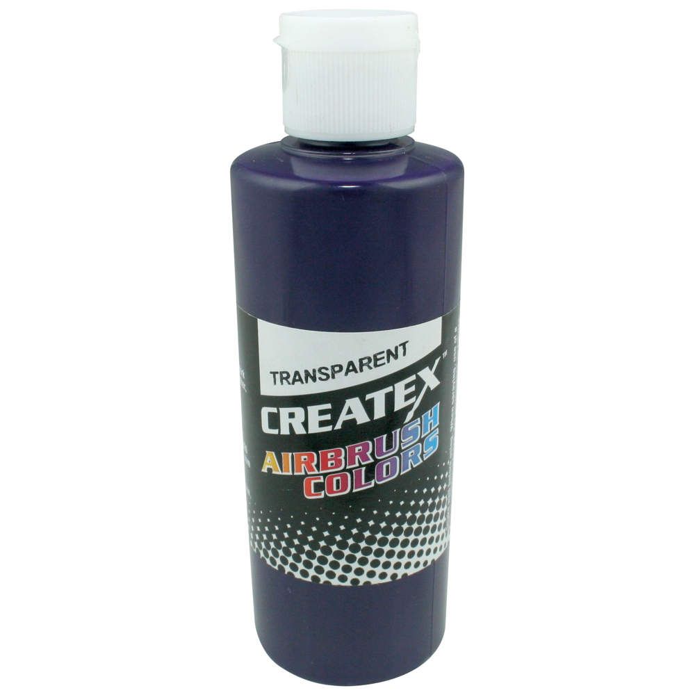 Createx 2 Oz Transparent Red Violet