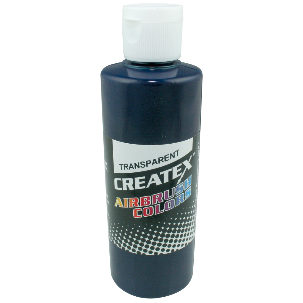 Createx 2 Oz Transparent Deep Blue