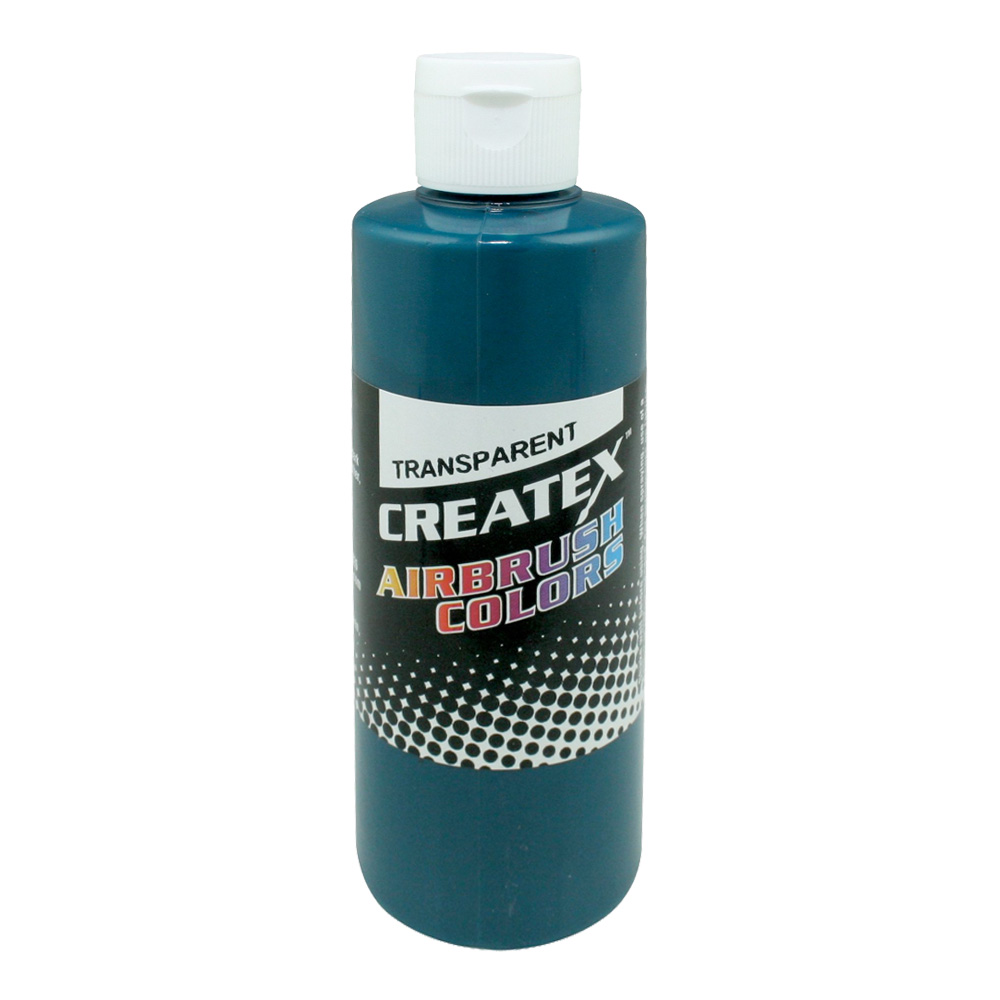 Createx 4 Oz Transparent Aqua