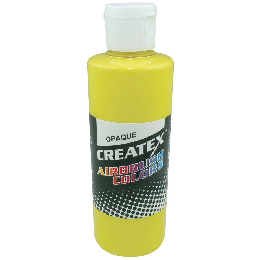 Createx 4 Oz Opaque Yellow