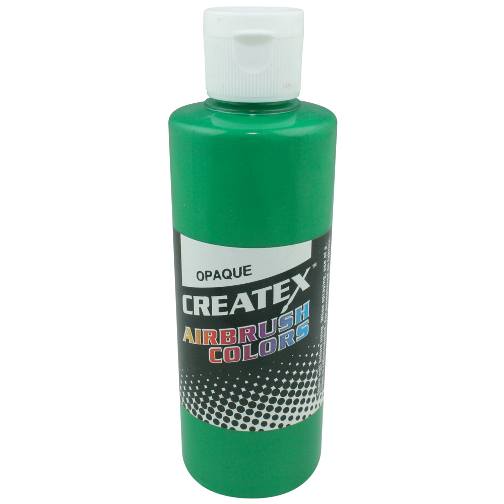 Createx 4 Oz Opaque Light Green