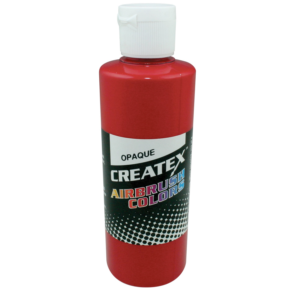 Createx 2 Oz Opaque Red