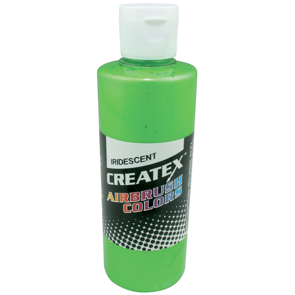 Createx 2 Oz Iridescent Green