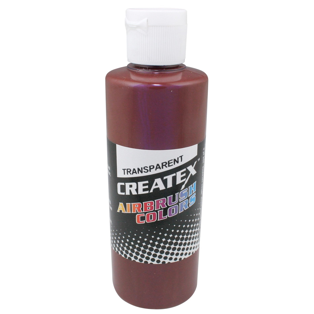 Createx 4 Oz Transparent Light Brown