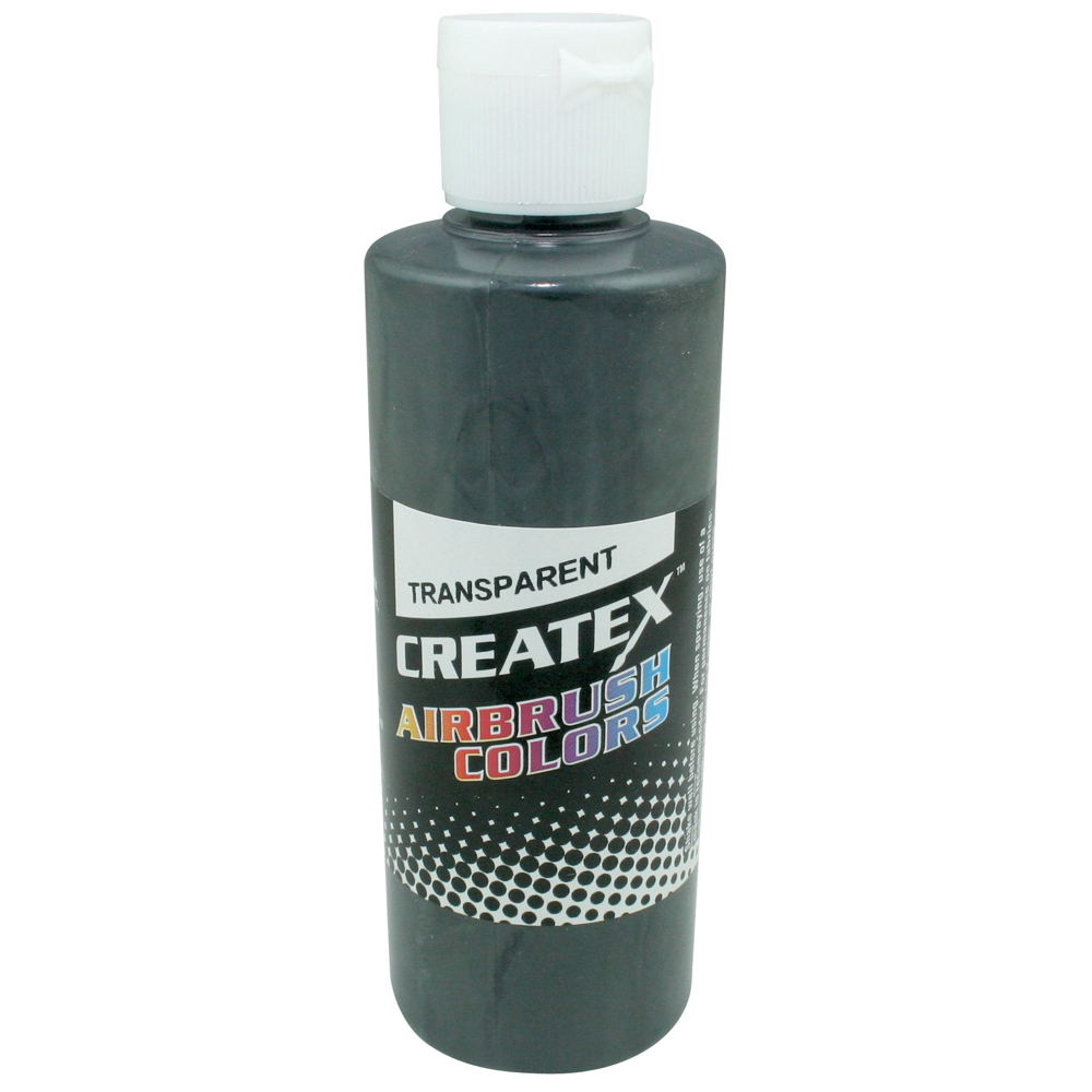 Createx 4 Oz Transparent Medium Gray