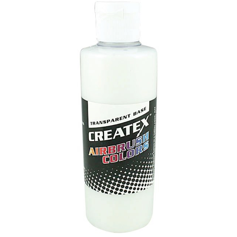 Createx 2 Oz Transparent Base