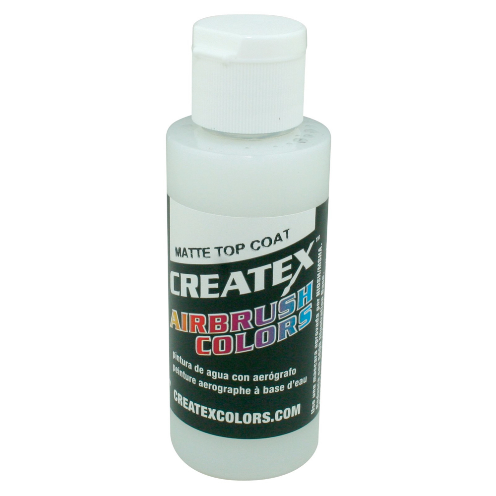 Createx 2 Oz Matte Top Coat