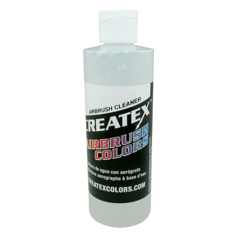 Airbrush Cleaners/Mediums