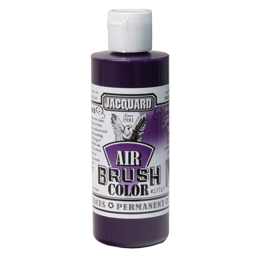 Jacquard Airbrush Color 4Oz Trans Violet